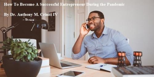Successful Entrepreneur Pandemic